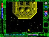 Star Dust ZX Spectrum Game start