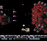 Super R-Type SNES One giant spaceship makes up level 4.