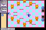ChuChu Rocket! Game Boy Advance Avoid the Cats!
