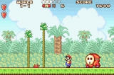 Super Mario Advance Game Boy Advance B...B...Big Shy Guy!