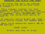 Grandpa Joe Plays the Open ZX Spectrum Instructions