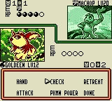 Pokémon Trading Card Game Game Boy Color Example of Play