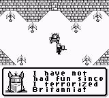 Ultima: Runes of Virtue II Game Boy Beginnings...