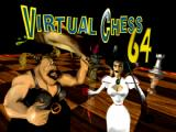 Virtual Chess 64 Nintendo 64 Title screen