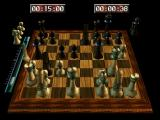 Virtual Chess 64 Nintendo 64 3D graphics