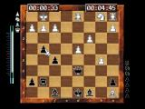 Virtual Chess 64 Nintendo 64 Black and White in 2D