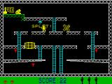 Monkey Bizness ZX Spectrum Dead