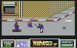 Back to the Future Part II Commodore 64 Hoverboard Chase