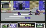 Back to the Future Part II Commodore 64 You have to punch the average kid who continues to get in your way