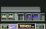 Back to the Future Part II Commodore 64 Thugs are beating the crap out of Marty