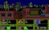 Teenage Mutant Ninja Turtles: Manhattan Missions DOS Multiplayer action !