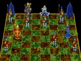 Battle Chess Enhanced CD ROM DOS Queen takes king.