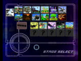 Super Smash Bros.: Melee GameCube choose a location for battle