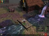 Dungeon Siege Windows Here the game starts