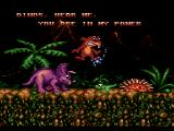 Radical Rex SEGA CD Level 1 cinematics