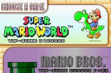 Super Mario World: Super Mario Advance 2 Game Boy Advance Choose your game