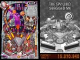 "Austin Powers Pinball Windows The ""The Spy Who Shagged Me"" table in full-screen mode"