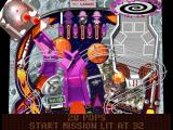 "Austin Powers Pinball Windows The ""The Spy Who Shagged Me"" table (scrolling mode)"