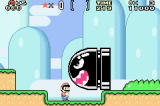 Super Mario World: Super Mario Advance 2 Game Boy Advance Big Bullet Bill