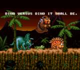 Radical Rex SNES Level 1 cinematics