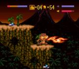 Radical Rex SNES Flame on!