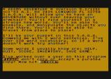 Sorcerer of Claymorgue Castle Atari 8-bit Introduction