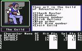 The Bard's Tale II: The Destiny Knight Commodore 64 Two other members were also created