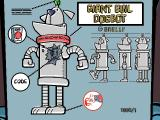 "Spy Fox 2: ""Some Assembly Required"" Windows Giant Evil Dogbot plans"