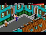 Street Fighting Man DOS You save Xianna! And while the two of you are kissing, that guy in the lower corner will walk right up and KO Nick with one hit. Then you have to go save Xianna again.