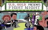 Fight Night Commodore 64 Loading screen