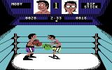Fight Night Commodore 64 Low punch