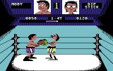 Fight Night Commodore 64 High punch