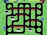 Steamroller ColecoVision Level complete