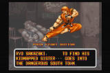 Art of Fighting: Anthology PlayStation 2 The game also offers a graphics filter if you prefer. This is a screenshot of Art of Fighting's intro, without filtering.