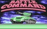 Battle Command Commodore 64 Loader