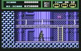 Batman Commodore 64 Level 1