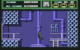 Batman: The Movie Commodore 64 Swinging between platforms