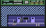 Batman Commodore 64 An henchman falls down