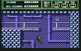 Batman: The Movie Commodore 64 Falling down