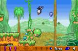 Klonoa 2: Dream Champ Tournament Game Boy Advance Using an enemy to double-jump