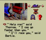 Thomas the Tank Engine & Friends SNES I'll race you.