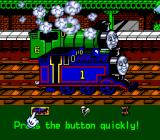 Thomas the Tank Engine & Friends SNES Well done, Percy, The Fat Controller is very pleased with us.