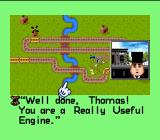 Thomas the Tank Engine & Friends SNES He's a really useful engine!