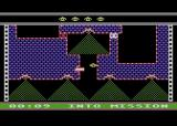 Power Down Atari 8-bit Opened a door, avoiding the lasers