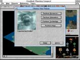 Deadlock: Planetary Conquest Windows 3.x Black market menu
