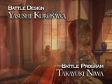 Final Fantasy IX PlayStation The credits continue through the beginning of the game, like in a movie. Quite beautiful
