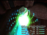 Final Fantasy IX PlayStation Nice spell effects in battle