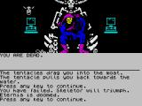 Masters of the Universe: Super Adventure ZX Spectrum An unfortunate result from examining things?