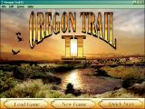 Oregon Trail II Windows Start menu
