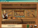 Oregon Trail II Windows Weapons shop